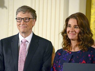 Развод на $130 миллиардов. Билл и Мелинда Гейтс расстаются после 27 лет брака