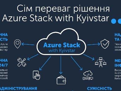 Azure Stack with Kyivstar для украинских бизнес-клиентов