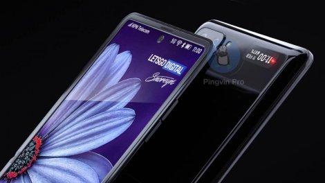 Xiaomi може випустити конкурента Samsung Galaxy Z Flip