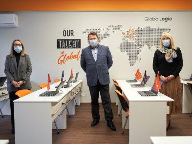 У Києві відкрили лабораторію для понад 1000 майбутніх IT-спеціалістів