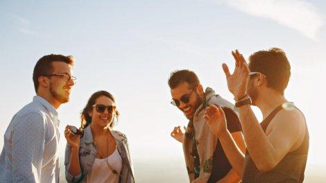 Запустили безкоштовний онлайн-курс, що вчить бути щасливими