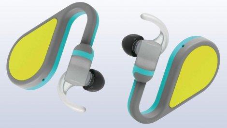 Sony запатентувала бездротові навушники для використання з шоломом