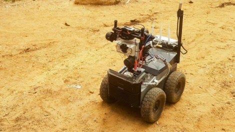 Представлен ультразвуковой робот с новым типом эхолокации