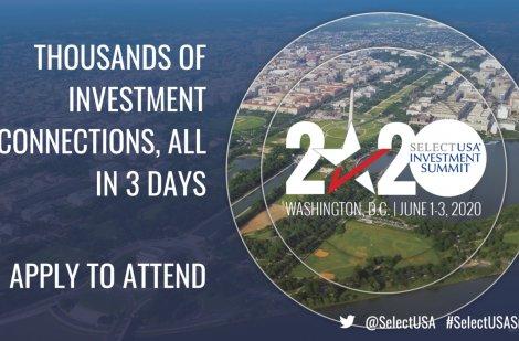 Cьомий щорічний інвестиційний саміт SelectUSA Investment Summit