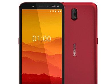 Nokia C1 став новим бюджетником компанії