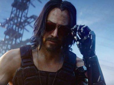 Кіану Рівз став персонажем у грі Cyberpunk 2077
