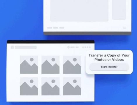 У 2020 можна буде перенести фотографії з Facebook прямо у Google Photos