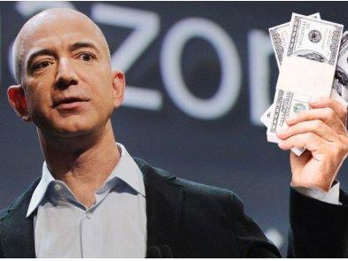 Джефф Безос покидает пост исполнительного директора Amazon