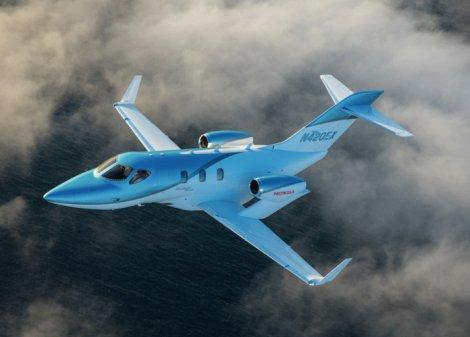 Разработка HondaJet становится более экологически дружелюбной