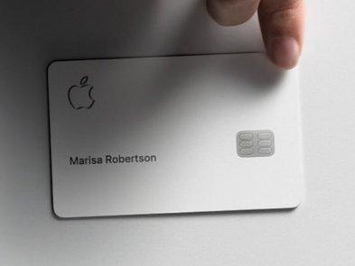 Банковская карта Apple стала массово доступна в США