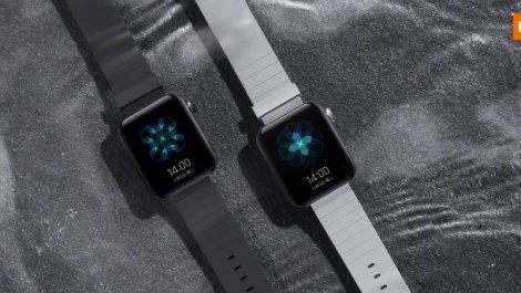 Як виглядатиме розумний годинник Xiaomi Mi Watch: з'явились фото