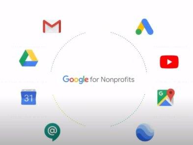 """Google открыла сервис """"Google for Nonprofits""""  в Украине"""