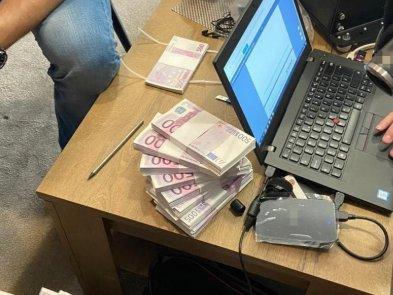 В Україні IT-фахівці намагалися продати комплекс моніторингу мобільного зв'язку за  півмільйона євро