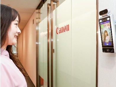 Canon установила в офисе камеры с искусственным интеллектом, которые пропускают только улыбающихся сотрудников