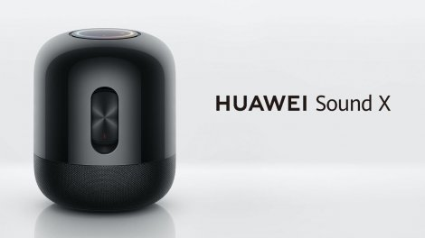 Huawei Sound X конкуруватиме з Apple HomePod
