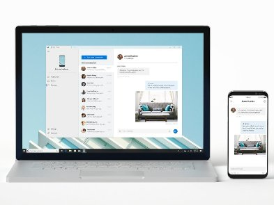 Microsoft выпустила масштабное обновление для приложения Your Phone