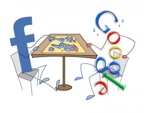 Google и Facebook оштрафовали за нарушение правил политической рекламы