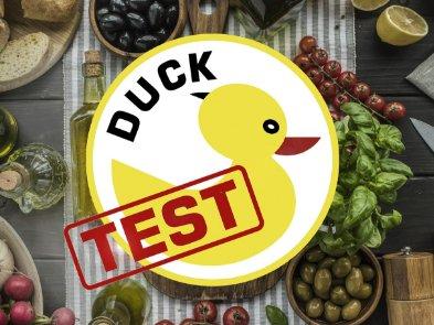 Сервіс DuckTest через штрих-код перевірить продукти на якість