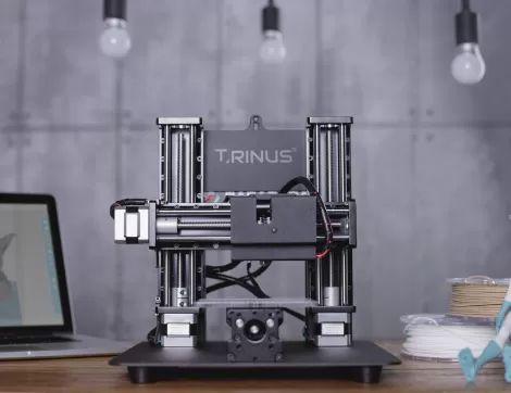 В США представили супербыстрый 3D-принтер