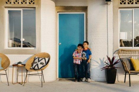 У Мексиці збудують житловий квартал, надрукований на 3D-принтері: вражаючі фото та відео