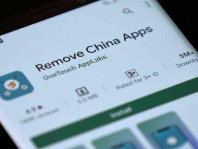 Apple начинает удалять китайские приложения из индийского App Store