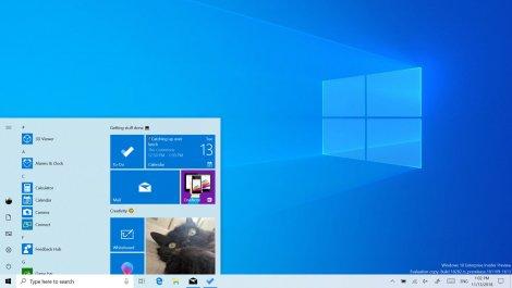Microsoft змушує оновитися до Windows 10 (1909)