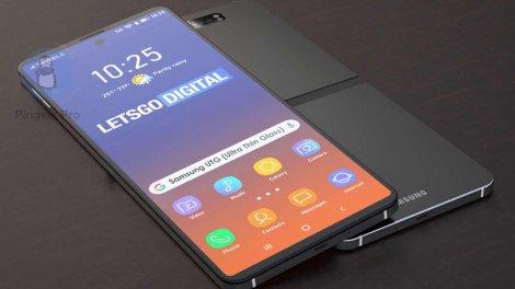 Samsung Galaxy Fold 2 отримає новий дисплей Ultra Thin Glass