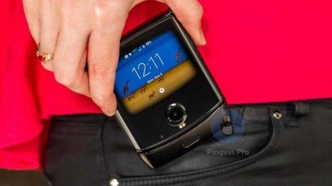 Motorola Razr: компанія відродила культовий телефон