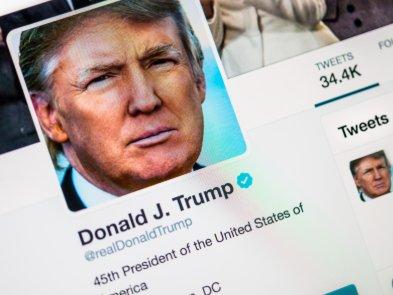 Twitter заявил, что Трамп забанен навсегда, даже если он снова будет баллотироваться