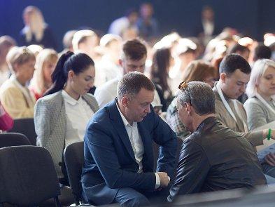 У Житомирі проходив ІТ-форум Polissia Tech Fest