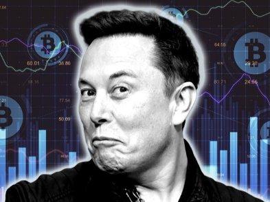 Биткоин обвалился из-за твита Маска об отказе Tesla принимать платежи за авто в биткоинах