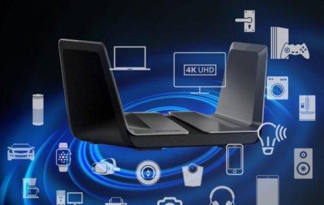 NETGEAR представляет новый Wi-Fi-роутер