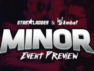 В Киеве стартовал турнир Starladder ImbaTV Dota 2 Minor