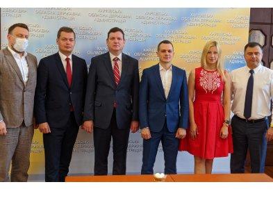 Харківський ІТ Кластер зустрівся з Послом Латвії