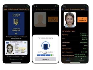 UAPassportReader: додаток для зчитування інформації з біометричних документів