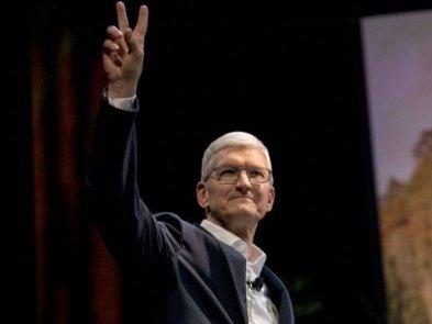 Часть сотрудников Apple сможет работать из дома сколько захочет. Тим Кук доволен их уделенной работой