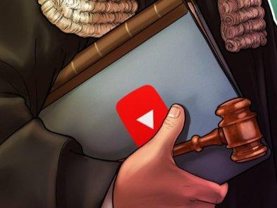 Стив Возняк подал в суд на YouTube