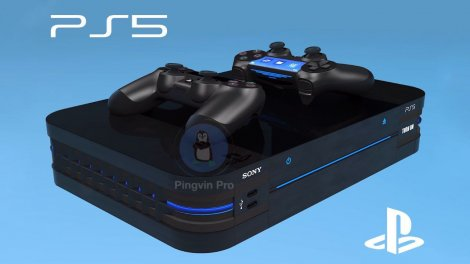Показали імовірний дизайн Sony PlayStation 5