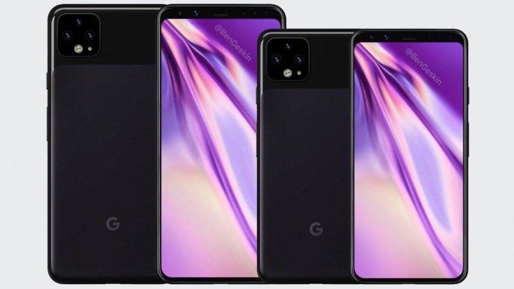 смартфон Pixel 4 і Pixel 4 XL