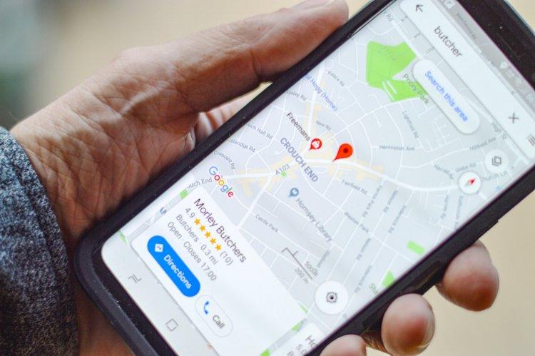 Google Карты тестируют режим инкогнито