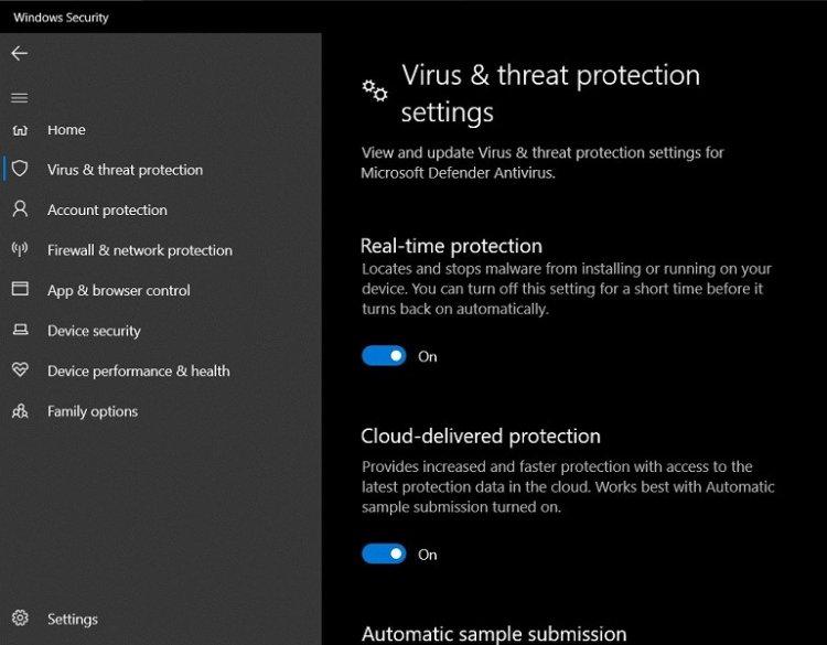 Вам не избавиться от Windows Defender. Microsoft закрывает возможность отключения встроенного антивируса Windows 10