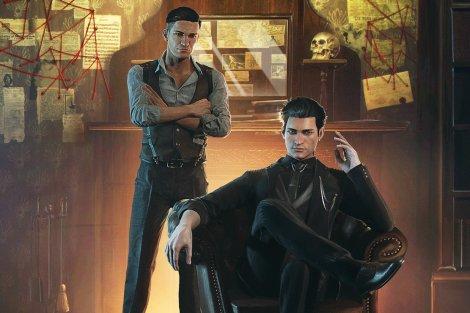 Украинская студия Frogwares анонсировала игру Sherlock Holmes: Chapter One