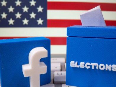 Facebook не разместил более 2 млн рекламных сообщений из-за выборов президента США