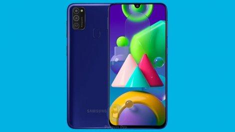 Samsung Galaxy M21 вийде на українському ринку