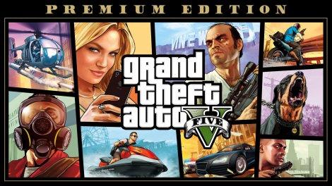 В Epic Games Store бесплатно раздают игру Grand Theft Auto V: Premium Edition