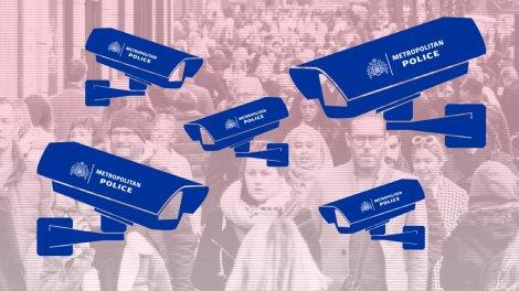 На улицах Лондона в скором времени появятся камеры с распознаванием лиц, которые будут «высматривать» подозреваемых в совершении преступлений