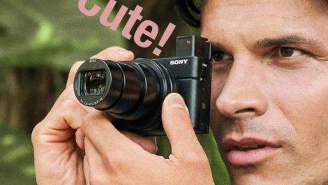 Sony радует новой камерой RX100 VII