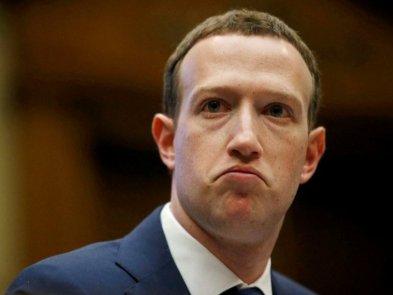Личные данные и номер телефона  Марка Цукерберга слили в Сеть