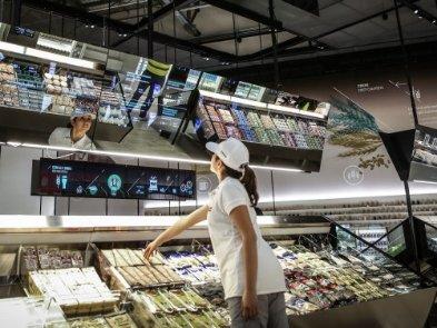 Супермаркет без кассиров и фастфуд без персонала: Как оптическое распознавание образов лишило работы тысячи людей
