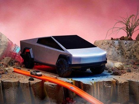 В 2020 году выйдет игрушечный радиоуправляемый Cybertruck. Цена — от $20